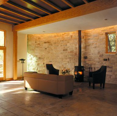Wandgestaltung Wohnzimmer Mediterran  Wohnzimmer Ideen